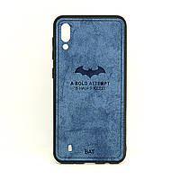 Чехол BAT для Samsung Galaxy M10 бампер накладка синий
