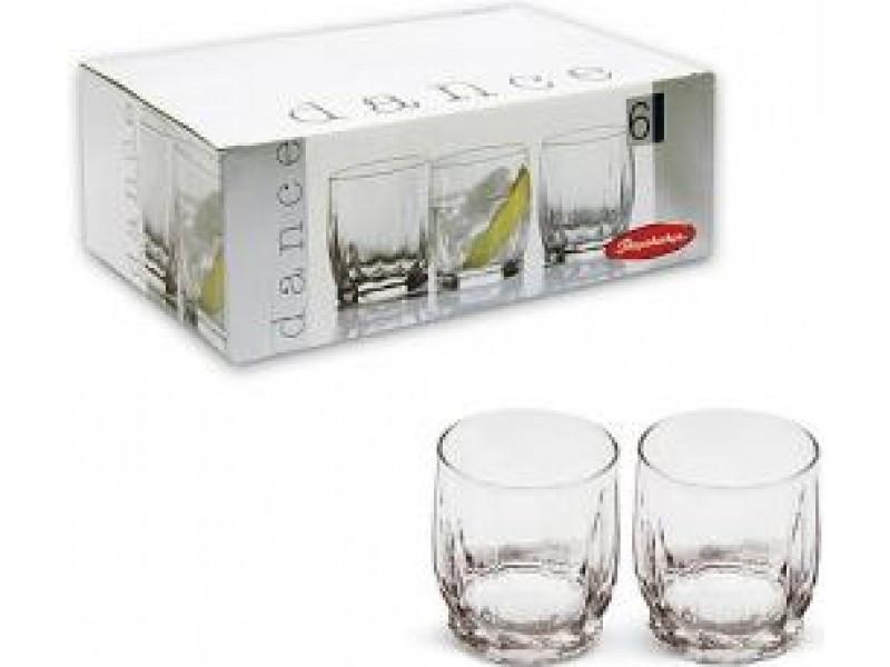 Набор стаканов низких Pasabahce DANCE 290мл/6шт 42865