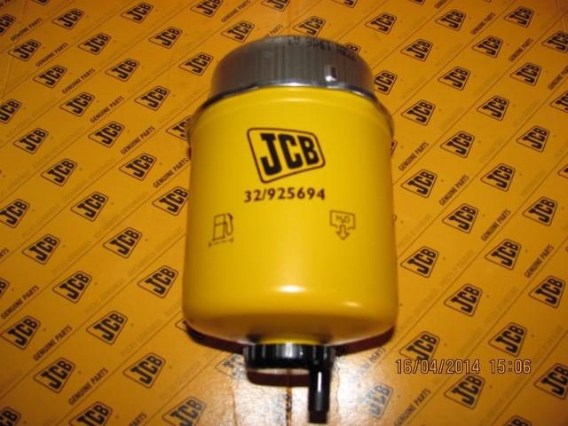 32/925694 фільтр палива, паливний фільтр JCB