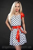 Платье шифоновое 307-1  (А.Н.Г.) размер  44-46