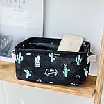 Корзина для игрушек, белья, хранения Кактусы Berni