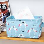 Корзина для игрушек, белья, хранения Фламинго Berni