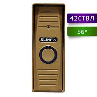 Slinex ML-15 gold цветная видеопанель для домофона