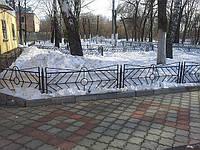 """Плитка тротуарная """"Клевер"""", серая"""