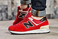 Кроссовки женские New Balance 574, красные (11555) размеры в наличии ► [  39 (последняя пара)  ], фото 1