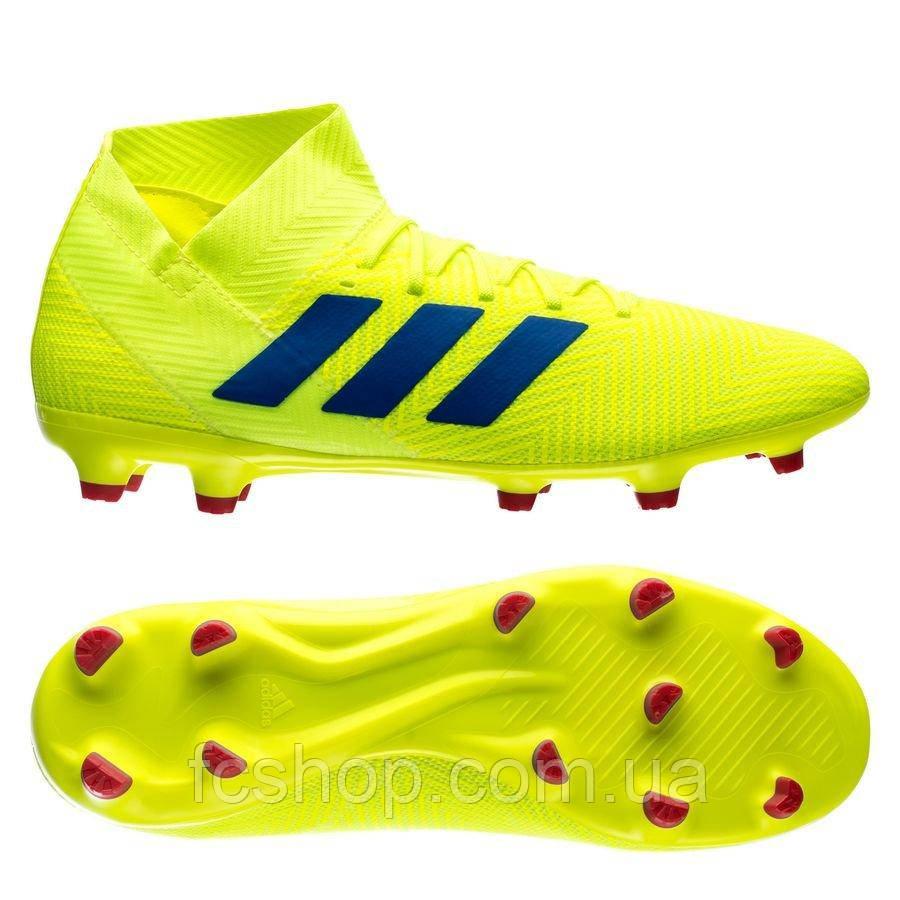 Футбольные бутсы adidas Nemeziz 18.3 FG BB9438 купить, цена в интернет магазине — .ua | 934254049