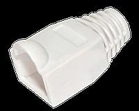 Колпачок изолирующий RJ45 белый, упаковка 100 шт