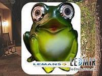 Газонный садово-парковый светодиодный светильник Lemanso CAB123 лягушка (cab123)