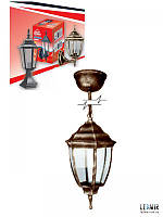 Подвесной садово-парковый светильник Right Hausen HN-193038 античное золото (HN-193038)