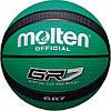 Баскетбольный мяч Molten BGR7-GK зеленый