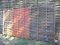 Плетеный забор дуб 5 мм с доставкой, фото 1