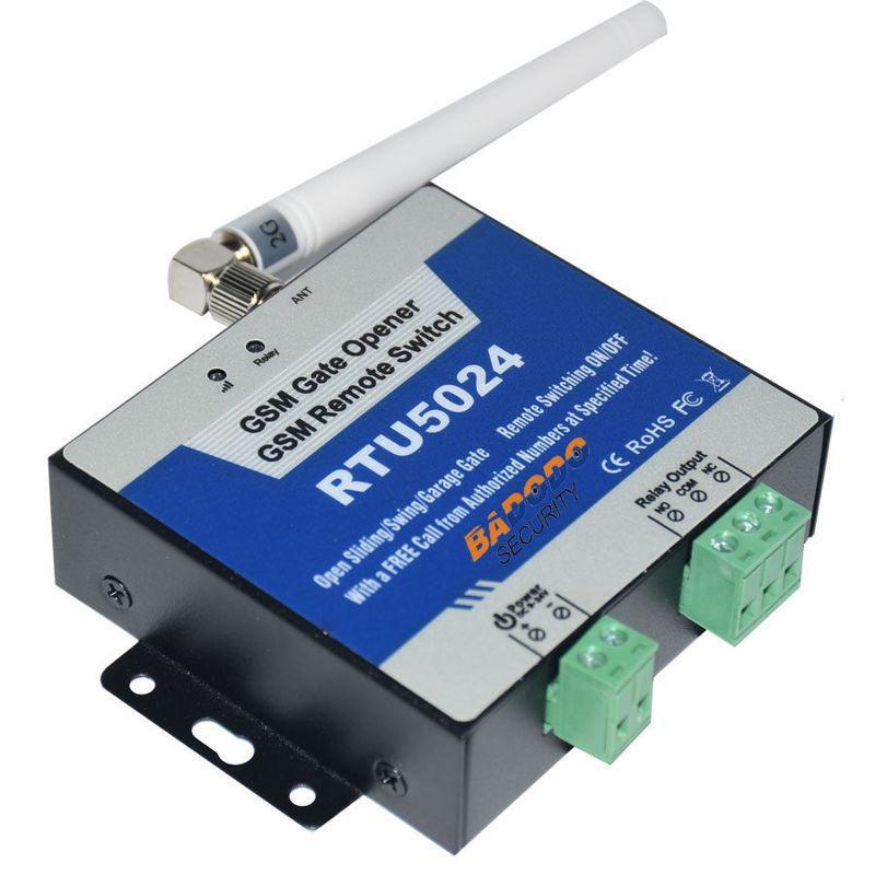 GSM реле с дистанционным управлением электроприборами с телефона King  Pigeon RTU5024 - Bigl ua