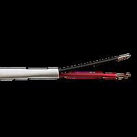Сигнальний кабель Logicpower КСВП CU 2x7/0.22 неекранований бухта 100м