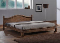 Деревянная кровать Жизель
