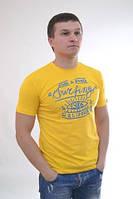 Летняя мужская  футболка от производителя оптом и в розницу