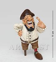 """Фигурка Пират """"Одноногий Кортес"""" (W.Stratford) Rv-154"""
