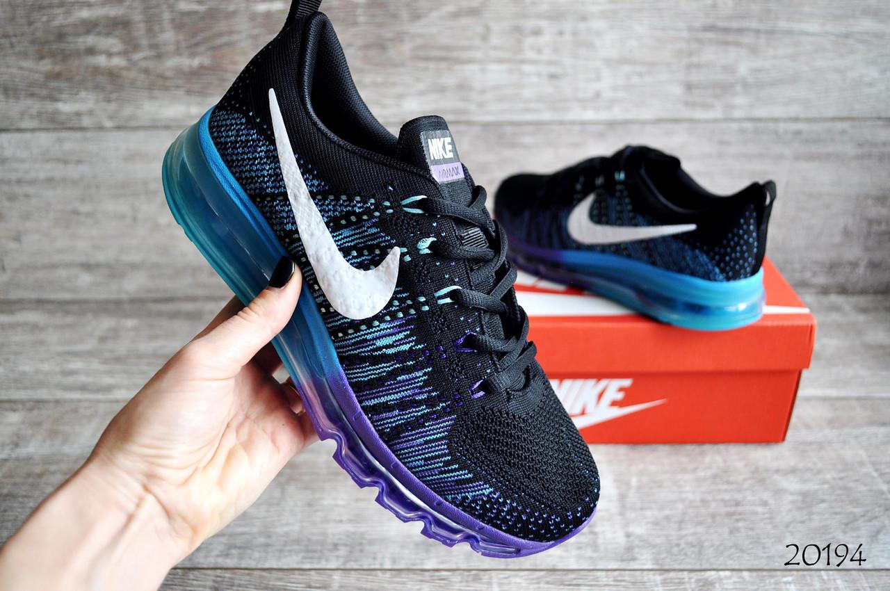 Кроссовки Nike Air Max сетка  арт.20194