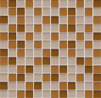 Мозаика прозрачное стекло Vivacer микс 2,5*2,5 CMmix01
