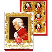 Шоколадные конфеты Ребер Моцарт (Reber Mozart Baroko) 120 г