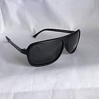 Солнцезащитные очки мужские черный PORSCHE K2 матовый