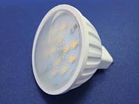 LED лампа EPISTAR MR16 5W 475lm нейтральный свет