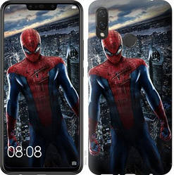 """Чехол на Huawei P Smart 2019 Новый Человек-Паук """"3042c-1634-328"""""""