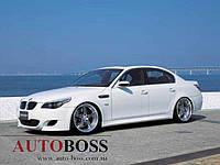 Чип тюнинг BMW 5 series E60, E61, отключение сажевого фильтра, ЕГР
