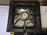Görkem.Плита газовая настольная  2-х конфорочная Görkem GO 20 (конфорка 200х200), фото 4