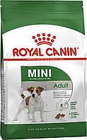Корм Royal Canin Mini Adult Роял Канін Міні Едалт для дорослих собак дрібних порід 8кг