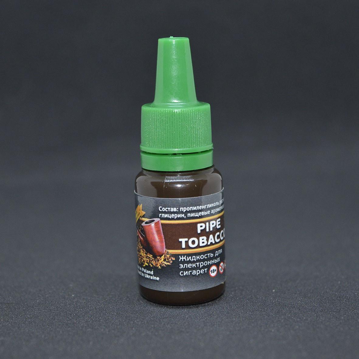 "Жидкость для электронной сигареты ""Pipe Tobacco"" 0мг/мл"