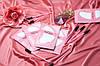 Гидрогеливые безворсовые патчи PINK  для наращивания ресниц