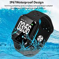Умные Смарт часы, фитнес браслет Smart Watch ZGPAX S226
