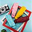 Мини зонт капсула | компактный зонтик в футляре розовый, фото 2