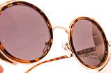 Круглые леопардовые очки, фото 2