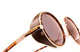 Круглые леопардовые очки, фото 3