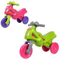 """Детский беговел """"Мини-байк Технок"""" 4425, ролоцикл, трехколесный"""