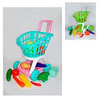 """Детскийигровой набор «Тележка с овощами """"М""""» KW-36-007 Kinderway"""