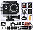 Водонепроницаемая спортивная экшн камера F60 (B5R), фото 6