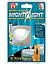 Универсальная подсветка светильник с датчиком движения Mighty Light Night Lights светодиодная лампа, фото 4