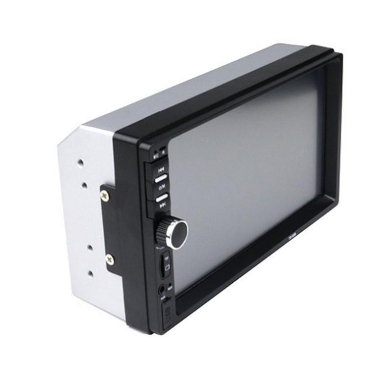 Автомагнитола MP5 2DIN 7018 USB + рамка | Автомобильная магнитола | USB+Bluetoth+Камера