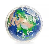 Надувной мяч «Земля» Bestway 31045, 61 см