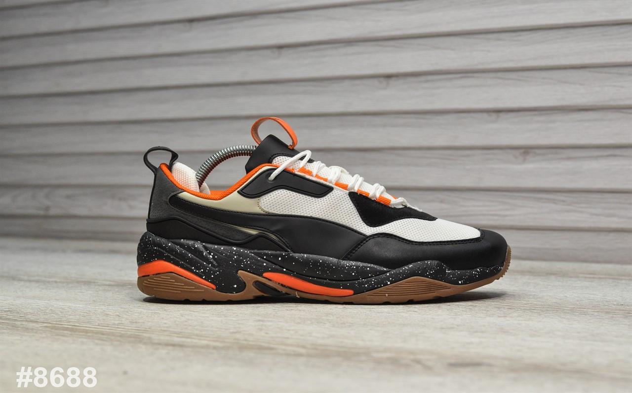 Мужские кроссовки Puma Thunder Electric Orange, Реплика