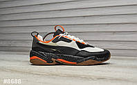 Мужские кроссовки Puma Thunder Electric Orange, Реплика , фото 1