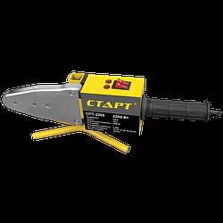 Паяльник для пластиковых труб, СТАРТ СПТ-2200