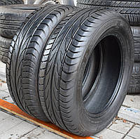 Шины б/у 195/60 R15 Semperit Speed-Life, ЛЕТО, пара, 8 мм