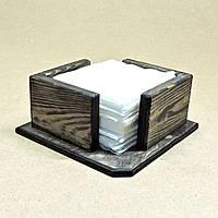 Салфетница деревянная Дуэро морион