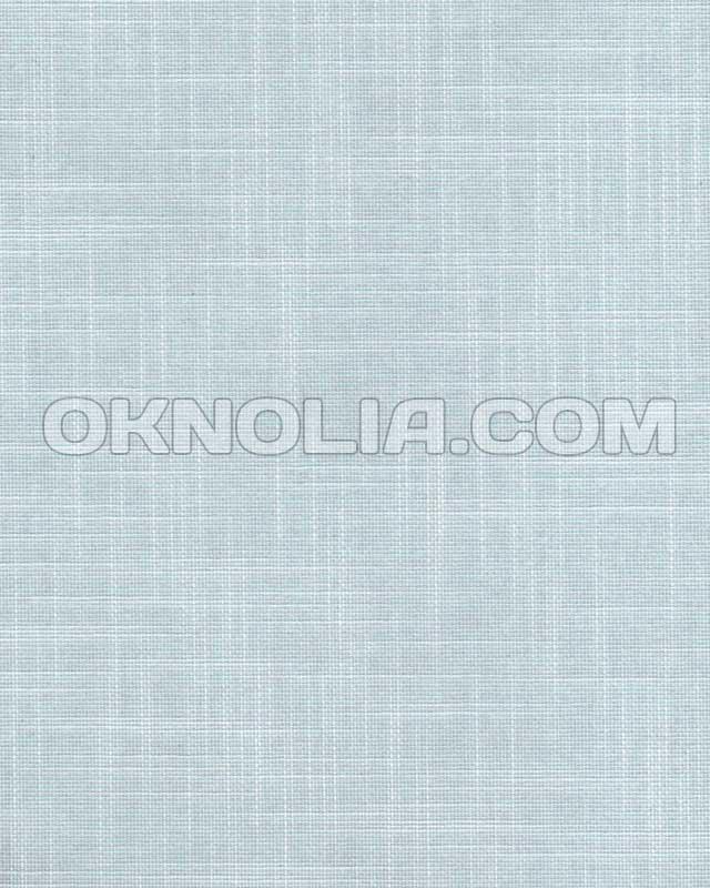 Шторы рулонные ролеты, жалюзи, ролшторы Шантунг 6014 голубой, 40*170 см