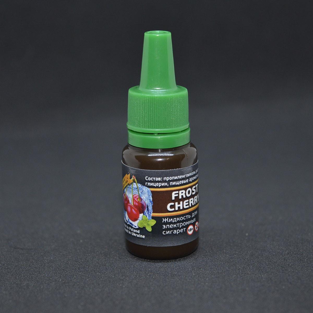 "Жидкость для электронной сигареты ""Ледяная Вишня"" 0мг/мл"
