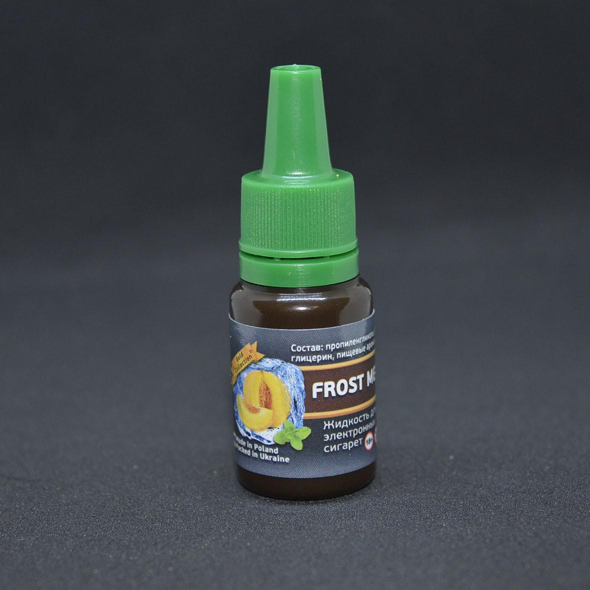 """Жидкость для электронной сигареты """"Ледяная Дыня"""" 0мг/мл"""