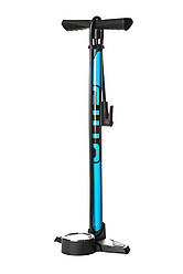 Насос Spelli SPM-2430 напольный с манометром 180 psi